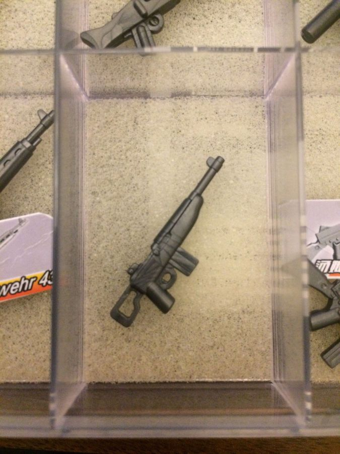 World War 1 2 Ww2 Army Navy Military Guns Inc Brickarms Fits