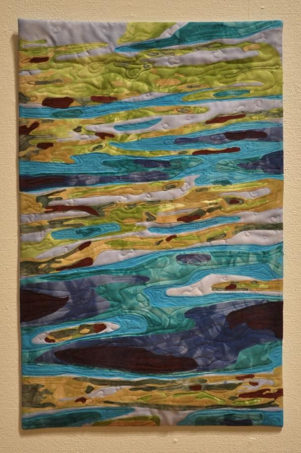 Amanda Bell -Surface Reflection