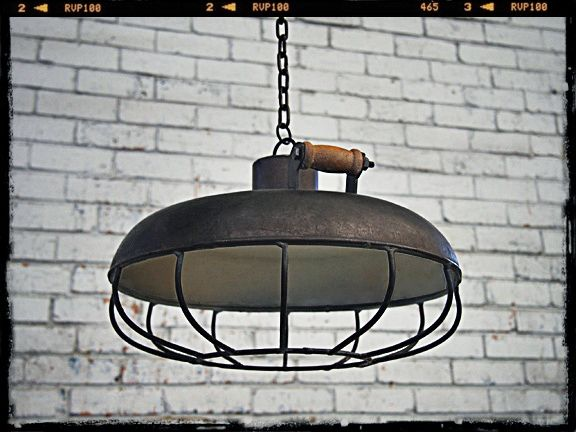 Industrial Retro Lighting Pendant Lighting Holy Funk