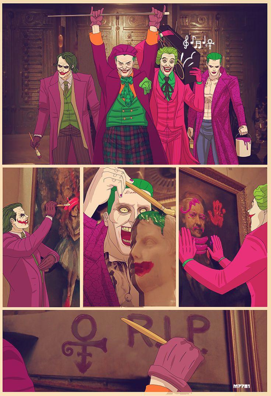 m7781,Joker,Джокер, Клоун-принц преступного мира,DC Comics,DC Universe, Вселенная ДиСи,фэндомы,The Dark Knight,Темный Рыцарь,The Dark Knight Trilogy,Трилогия Темного рыцаря, Бэтмен Нолана,Suicide Squad (фильм),Отряд самоубийц,DC Extended Universe,Расширенная вселенная ДиСи,Prince,принс