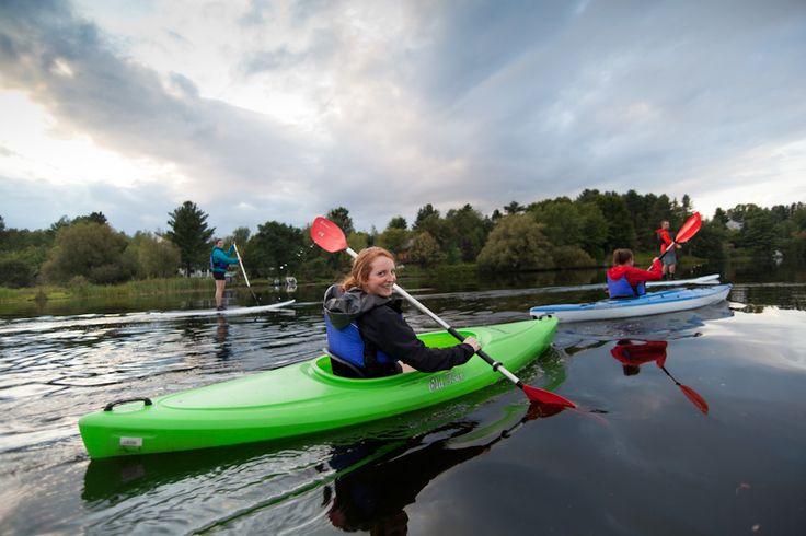 Amateurs de plein air? La randonnée sur la rivière Magog saura vous plaire! En canot ou en kayak, profitez d'une excursion magnifique qui combine paysages ruraux et urbains. Une agréable façon de s'initier aux sports nautiques et de découvrir Sherbrooke d'un point de vue unique!
