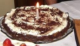 Marquise de chocolate Cristina