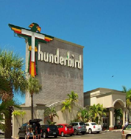 call for availability - Thunderbird Beach Resort - Treasure Island - always looked so cool