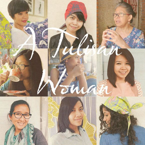 What is a Tulisan Woman?