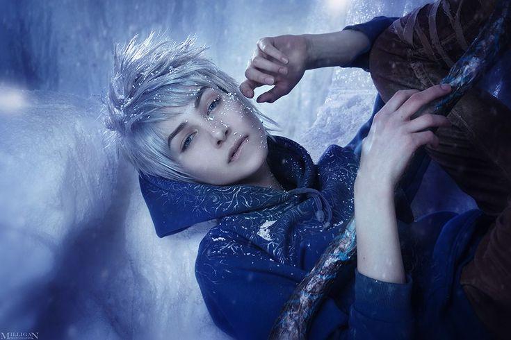 Wanna frostbite? by densha-otoko (Jack Frost - Kai Izovsky (Reiz Vaitz); photo by MilliganVick) #cosplay