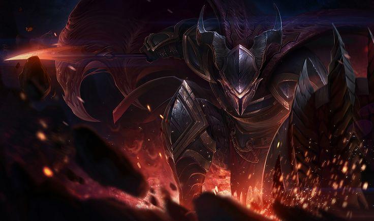 Пантеон   League of Legends
