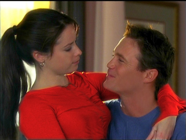 Piper Halliwell Played by Holly Combs & Leo Wyatt played by Brian Krause