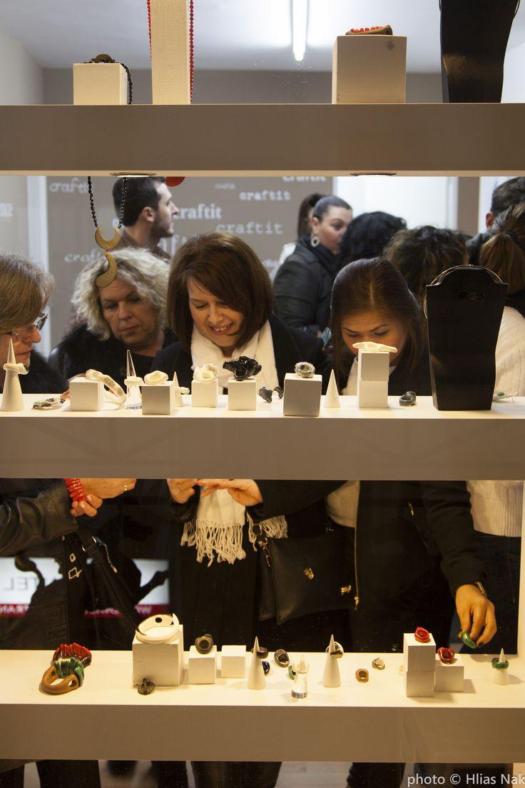 Contemporary Ceramic Jewellery Exhibition