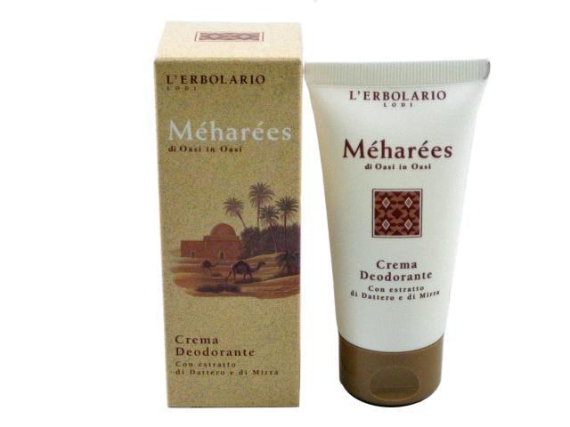 Méharées Deodorant Cream by L'Erbolario Lodi