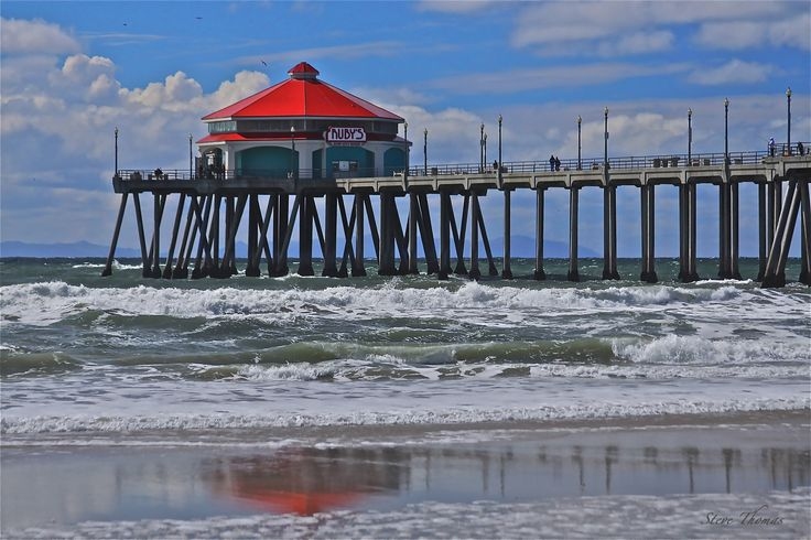 rubys diner huntington beach -