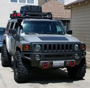 Image Result For Hummer H3 Tactical H3 Outfitters