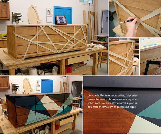 78 melhores ideias sobre mobili rio pintado antigo no for Mobilia valentina