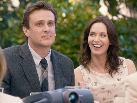 "Awesome-ness!!!  ""Five Year Engagement"" starring Emily BLunt and Jason Segal... Can't wait.... :)"