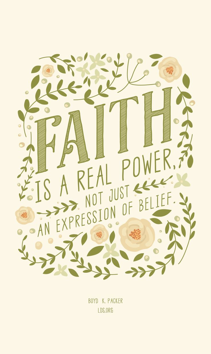 Lds Quotes On Faith Lds Quotes On Faith Amusing Faith Not Fear  Motivational And