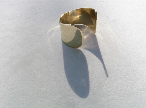 Shape Collection , brass bracelet !! B-Tal jewellery!!