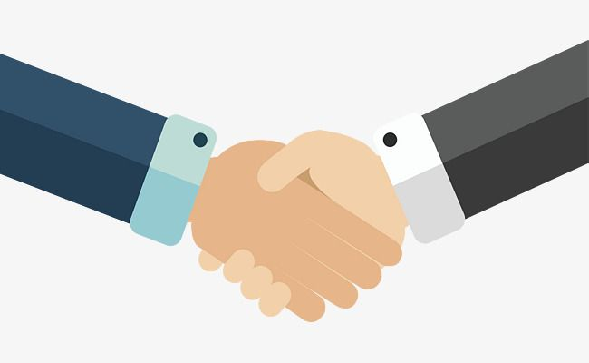 Business Handshake Cooperation Vector Png Business Affairs Business Cooperation Png Transparent Clipart Image And Psd File For Free Download Vector Art Eid Stickers Clip Art