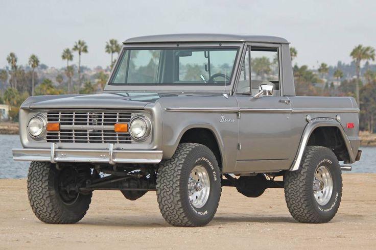 1973 Ford Bronco for sale #1901440 | Hemmings Motor News