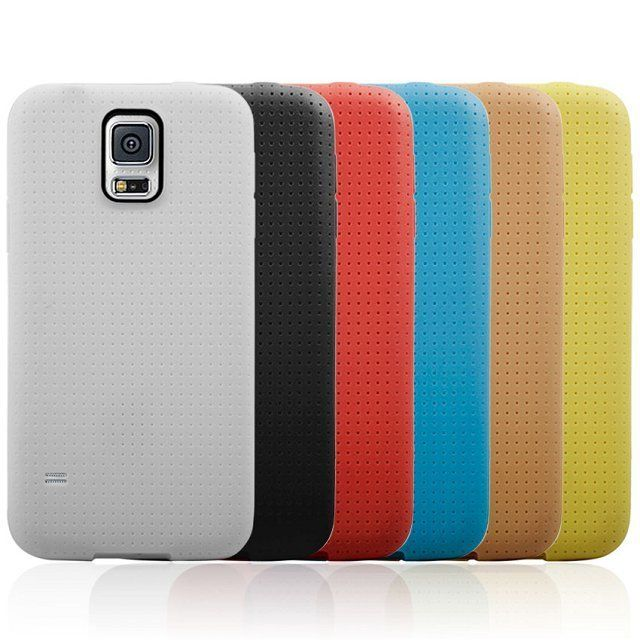 Soft TPU Silicone Protective Case Cover For Samsung Galaxy S5 i9600…