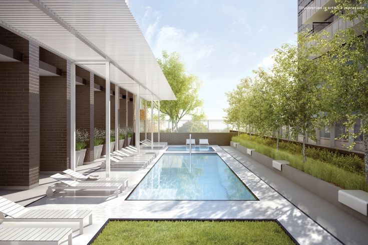 The Selby Condos Talkcondo New Condos In Toronto Toronto Condo Amenities Pinterest