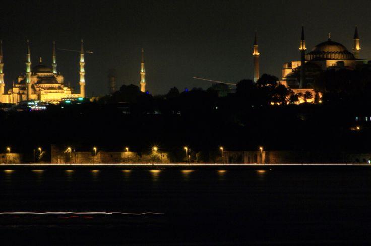 istanbul, sultanahmet ve ayasofya