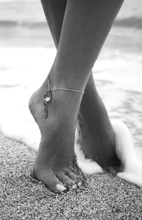 #ArbonnePureSummer My absolute favourite summer pastime is paddling along the seashore and getting sand between my toes.