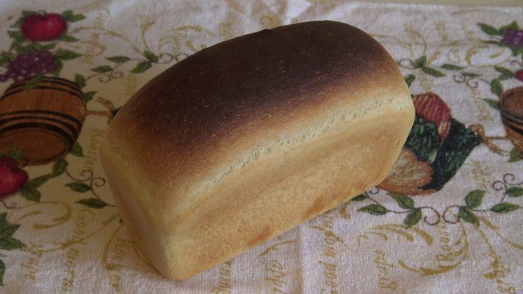 """Занятие # 1 """"Выпекаем пшеничный дрожжевой хлеб"""". Видеокурс """"Школа домашн..."""