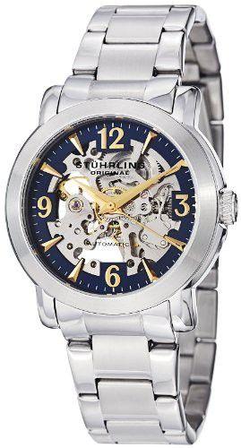 Reloj Stuhrling Original Clásico Delphi Canterbury Automático 531G.33116  | Antes: $1,365,000.00, HOY: $453,000.00
