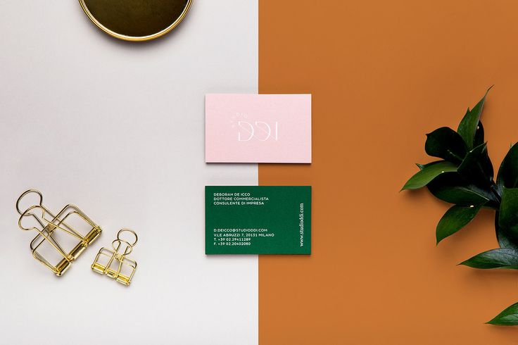 Studio DDI's branding by Officemilano goes for a soft and feminine aesthetic See more: http://mindsparklemag.com/design/studio-ddi-brand-identity/  More news: Like Mindsparkle Mag on Facebook