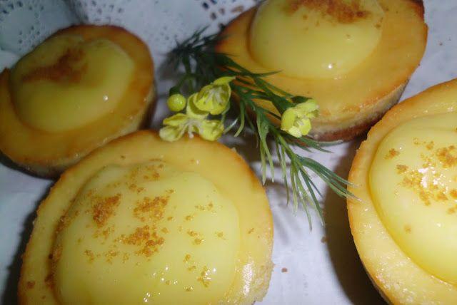 Mini Cheesecakes de Ricotta