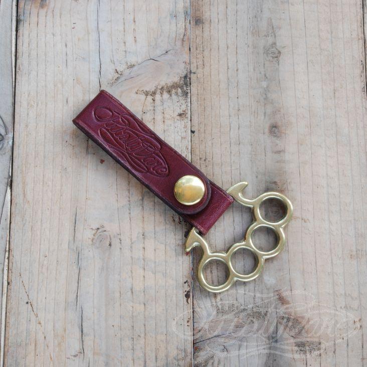 Leather Belt Loop - Long Type - #005