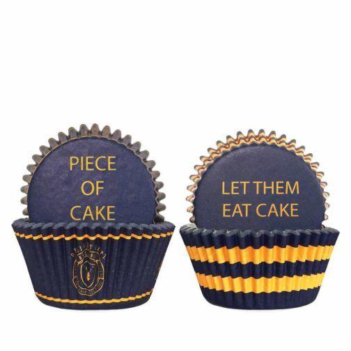 Capsulas Cupcakes Oxford Party