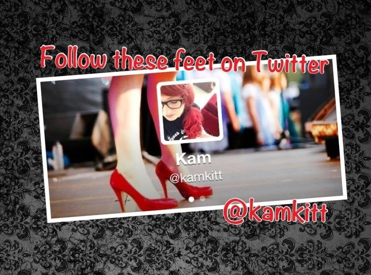 Follow on Twitter @kamkitt