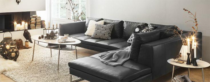 Dagligstue - Få inspiration til din dagligstue   IDEmøbler