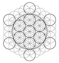 mandala kvet života - Hľadať Googlom