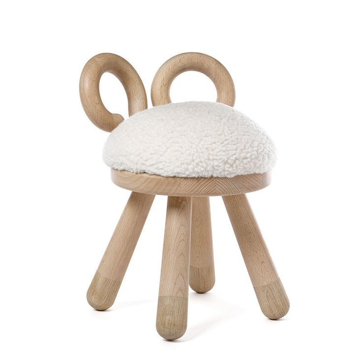 top3 by design - Elements Optimal Denmark - sheep chair