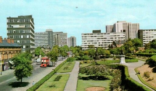 Stanley Road, Bootle 1970s