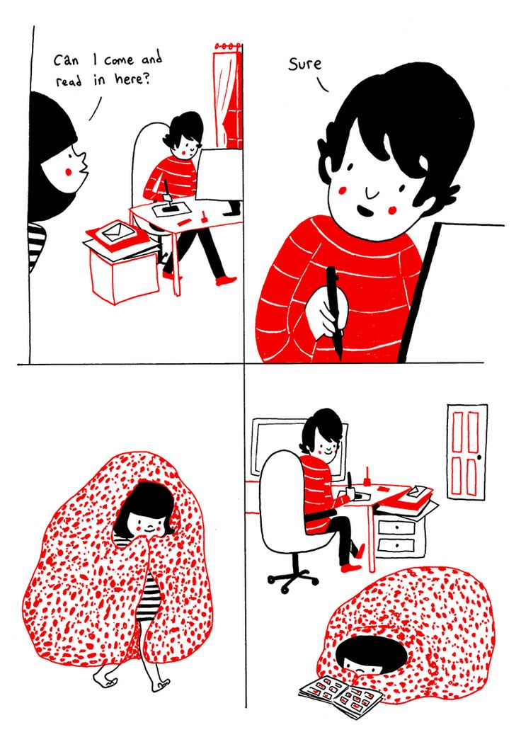 Philippa Rice's comic Soppy can be bought here for...  