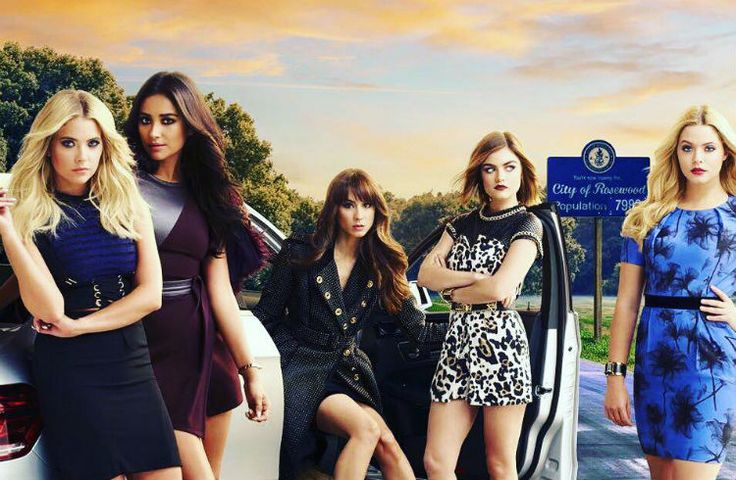 'Pretty Little Liars' Season 7 Spoilers: New Poster Released; Lucy Hale's 'Aria' Teases Love Triangle? - http://www.movienewsguide.com/pretty-little-liars-season-7-spoilers-new-poster-released-lucy-hales-aria-teases-love-triangle/224045