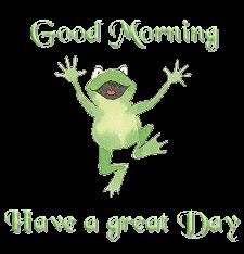 Free Animated Good Morning Messages Gifs, Free Good Morning Texts Animations and Clipart