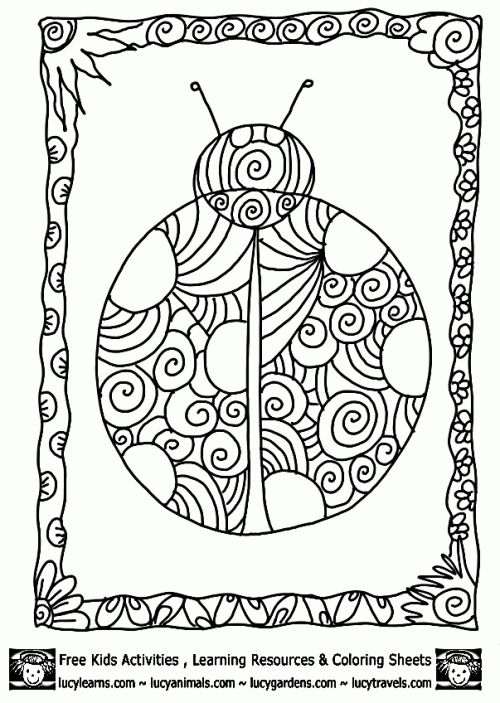 17 best ideas about coloring pages for teenagers on pinterest halloween coloring pages. Black Bedroom Furniture Sets. Home Design Ideas