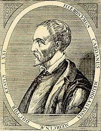 Gerolamo Cardano fue un médico notable, además de un célebre matemático italiano del Renacimiento, un astrólogo de valía y un estudioso del azar. Este filósofo y destacado enciclopedista, fue autor de una de las primeras autobiografías modernas.