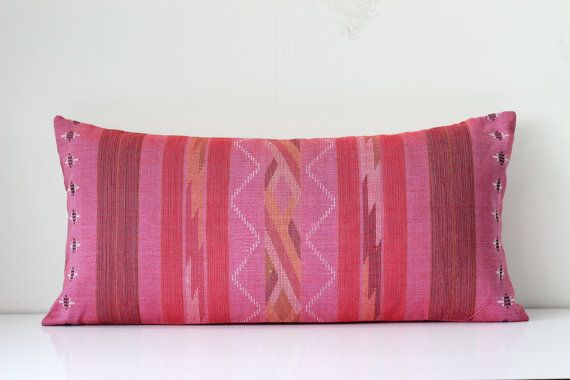 BoHo Bohemian Textile Thai Native Homespun Hand Woven by Tshaj