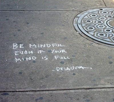Resultado de imagem para mindfulness tumblr