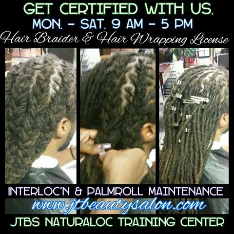 In need of Loc Maintenance?  Limited Time Get Loc Maintenance - $50.  SAVE $15+ With This POST Only.  Express Services Now Available. Tue. - Fri. 9 am - 3 pm Must Call Ahead to Check Availability!  Want to Become A CERTIFIED LOCTICIAN?  LESS THAN 24 Hrs. left to Register for (1) of 2 Seats to attend JTBS NTC Loc Bootcamp.   SAVE $450 with this POST.  VALID 9/1/2015 Only.   #dreads #dreadlocks #dreds #locs #locks #LocMaintenance #locstyle #crochet #locscommunity #dreadhead #interlocking