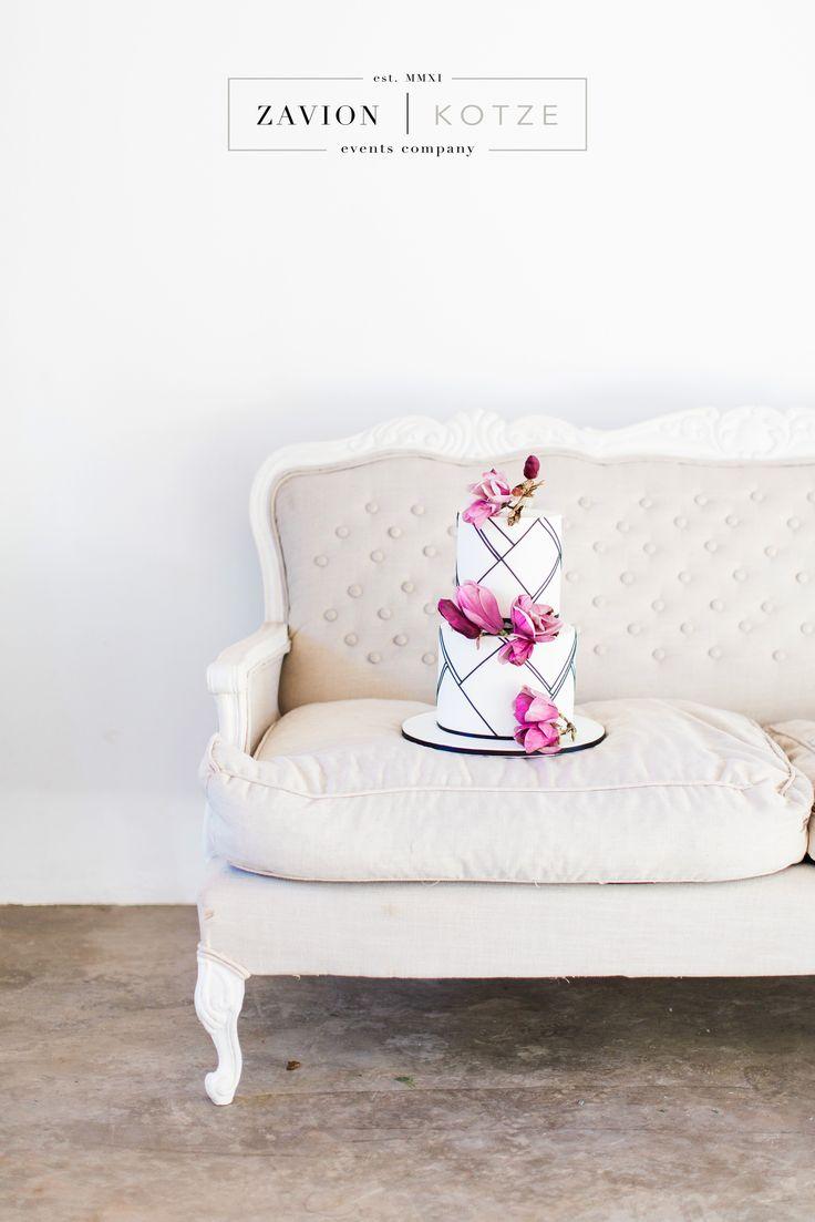Magnolia Wedding Cake Magnolia Wedding. Purple, purple flowers, roses, elegant wedding. magnolia flowers, magnolia bride, best wedding ever.  Cake by Kelly Jaynes