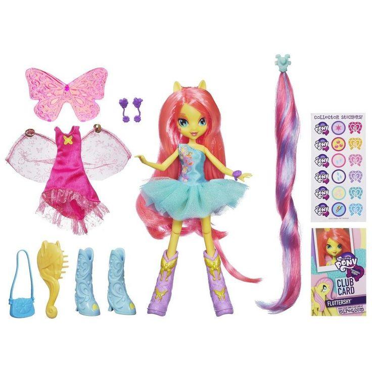 My Little Pony Equestria Girls Fluttershy Figure
