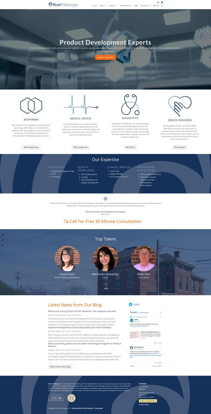 Pearl Pathways Small Business Web Design Web Design Projects Web Design
