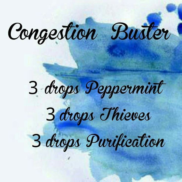 "YOLI ""Congestion Buster"" Diffuser Blend                                                                                                                                                                                 More"