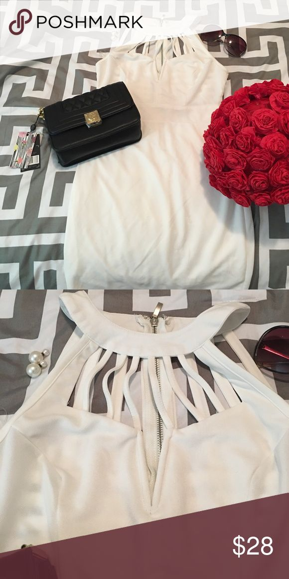 Babycon dress White Dress is awesome alt. B Dresses Mini
