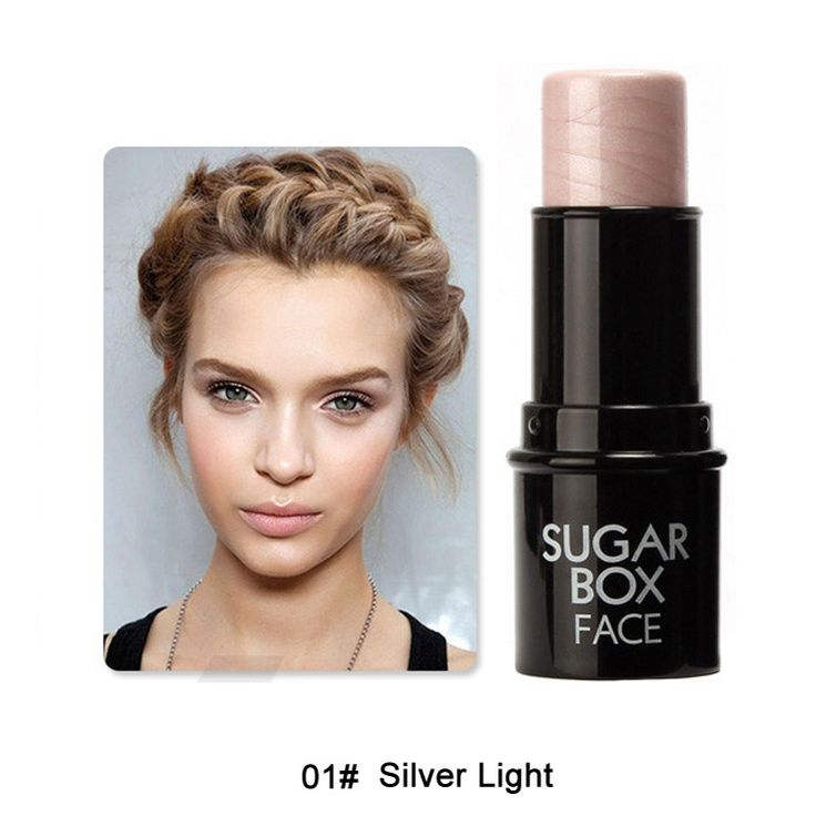 Nova marca de maquiagem Highlighter da vara face Bronzer Shimmer destacando pó alishoppbrasil